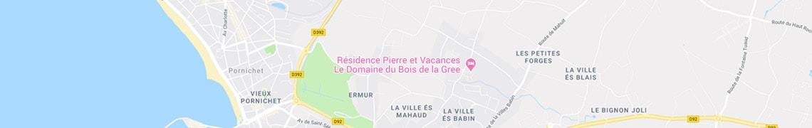 Jouw locatie Residentie Le Domaine du Bois de la Gree