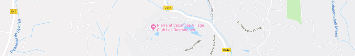 Your location Residence Les Restanques du Golfe de St-Tropez