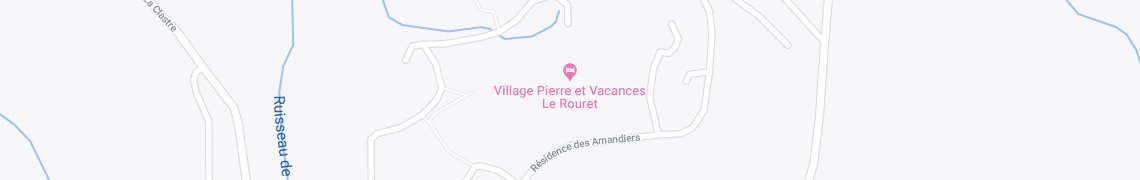 Your location Holiday Village Le Rouret