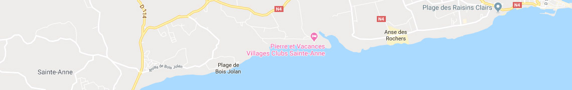 Your location resort Sainte-Anne