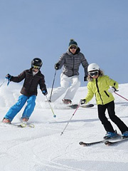 groupe qui ski