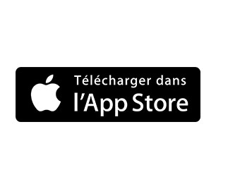 disponible dans l'apple store