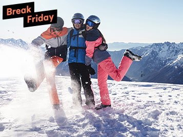 Black friday - ski