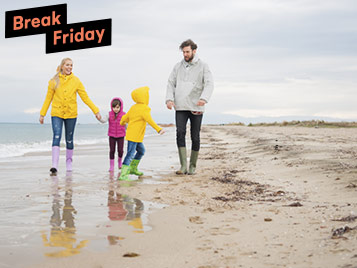 Black friday - sea