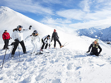 Wintersport en ski bij Pierre & Vacances