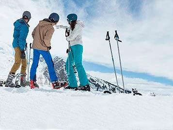 Última hora de esquí - Hasta un -20% en tu estancia