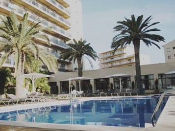 Hotel Monterrey Roses 3* - Costa Brava