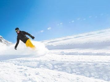 Ski en janvier
