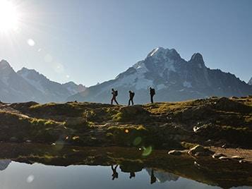 Évasion Mont Blanc