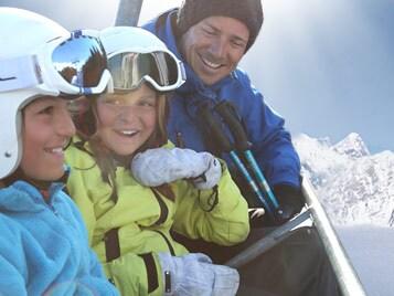 Navidades esquí