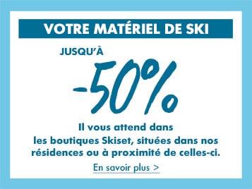 Matériel ski