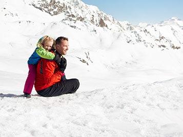 février ski