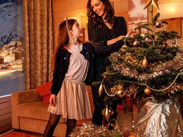 Oferta vacaciones: hasta -500€* en tu estancia, Navidades incluidas