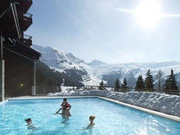 residences avec piscines