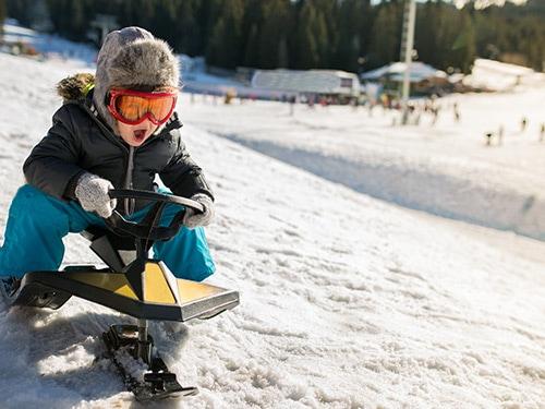 activiteit-sneeuwmotor