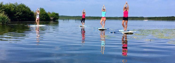 Padle yoga