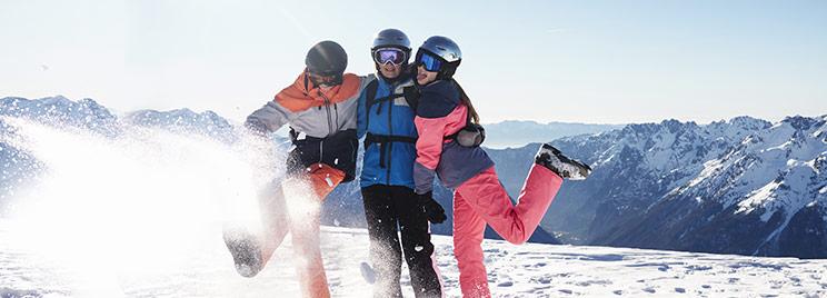Black friday - ski