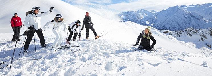Ski-Urlaub in Frankreich bei Pierre & Vacances