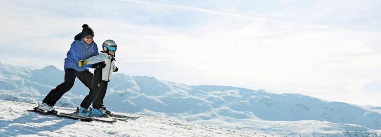 ski cheap france