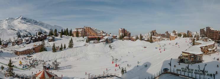 Los Alpes - Avoriaz - Disfruta el esquí