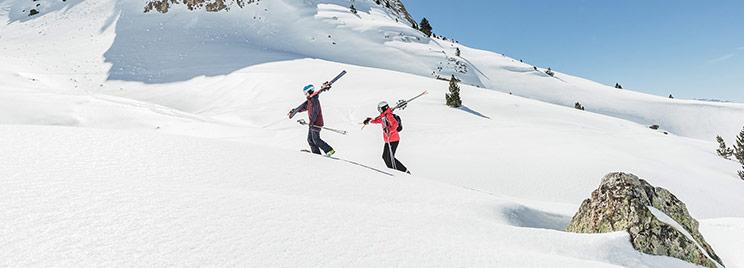 Spring ski holidays